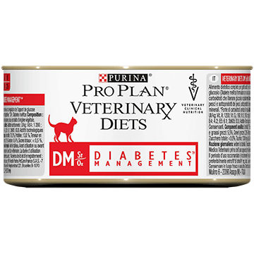 PURINA® PRO PLAN® VETERINARY DIETS za mačke DM St/Ox Diabetes Management (Svinjetina)