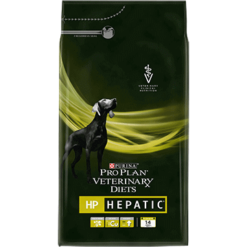 PURINA® PRO PLAN® VETERINARY DIETS za pse HP Hepatic