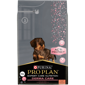 PURINA® PRO PLAN® EXPERT CARE NUTRITION SMALL & MINI DERMA CARE
