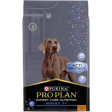 PURINA® PRO PLAN® EXPERT CARE NUTRITION ADULT 7+