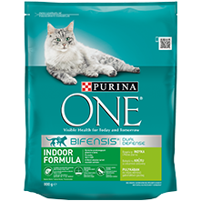 PURINA ONE® INDOOR Bogata puretinom
