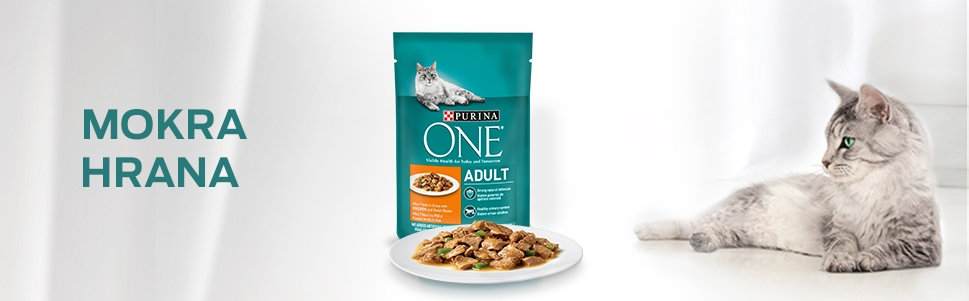 Mokra hrana Purina ONE BIFENSIS®