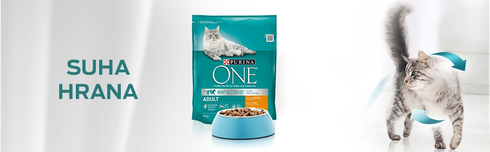 Suha hrana Purina ONE BIFENSIS®